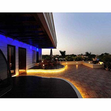 5M LED Strip LED Streifen Flexible LED Band für Treppenbeleuchtung