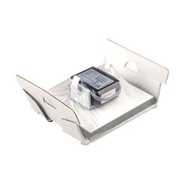 Treppenbeleuchtung Premium SunLED Glas  mit Unterputzdose  Warmweiß